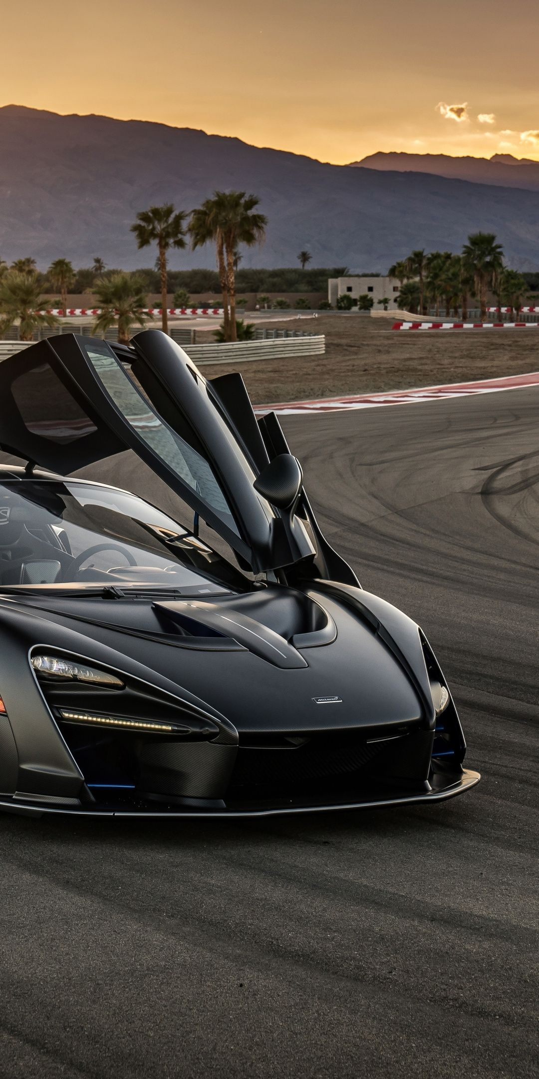 Black Mclaren Senna On Road 1080x2160 Wallpaper Car Wallpapers Mclaren Cars Sports Car Wallpaper