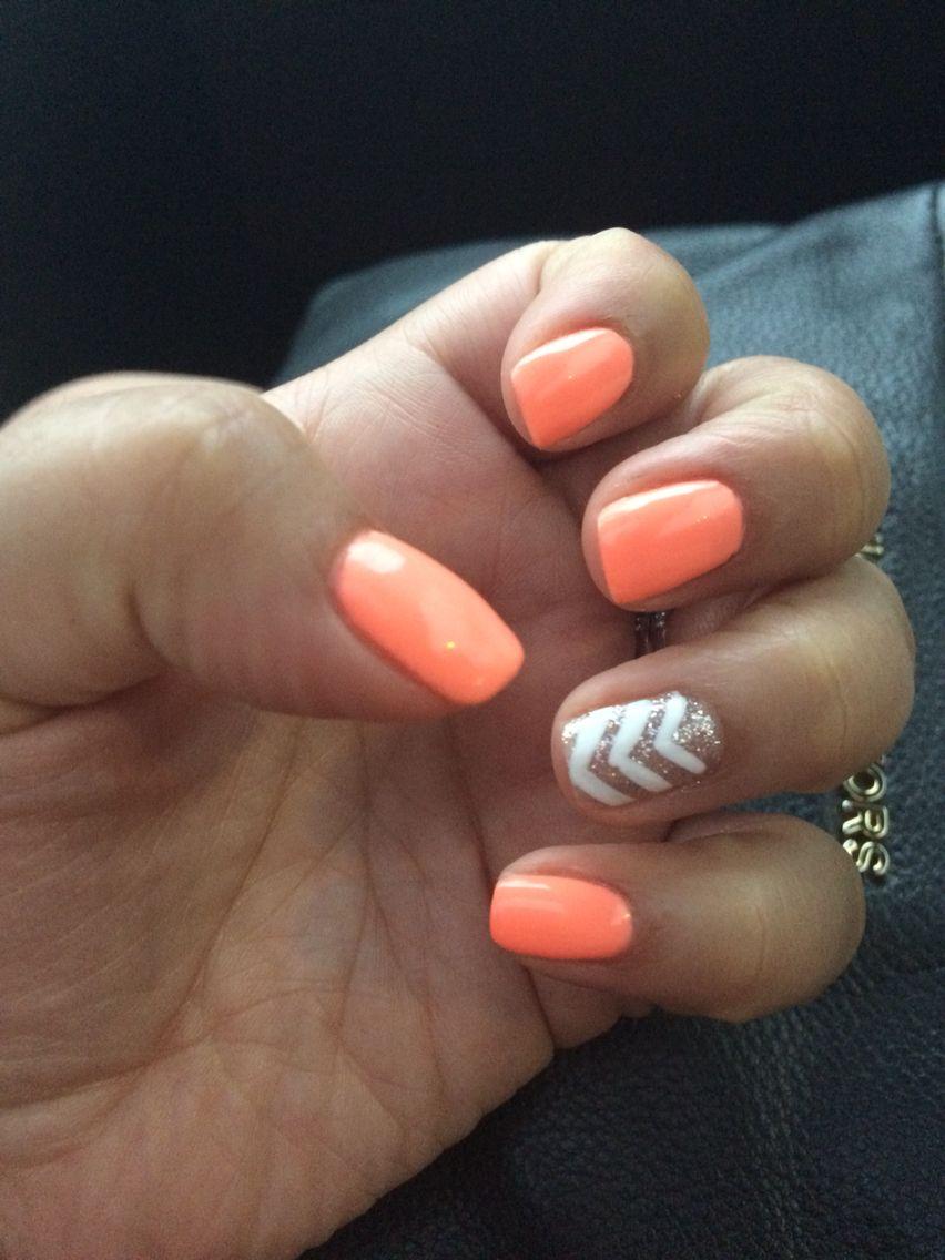 Summer no chip nails | Nails | Pinterest | Arte per unghie, Estate e ...