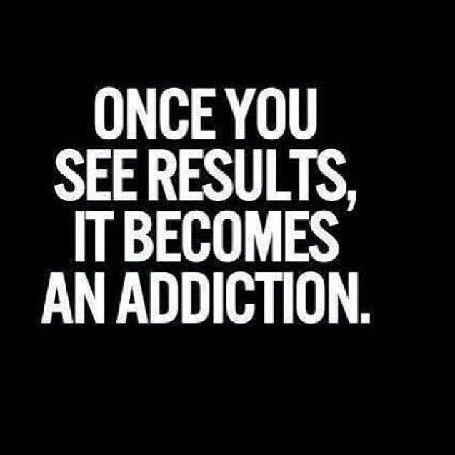 Get ready for results. #sworkitapp #sworkit #success #fitness #healthy #quotes