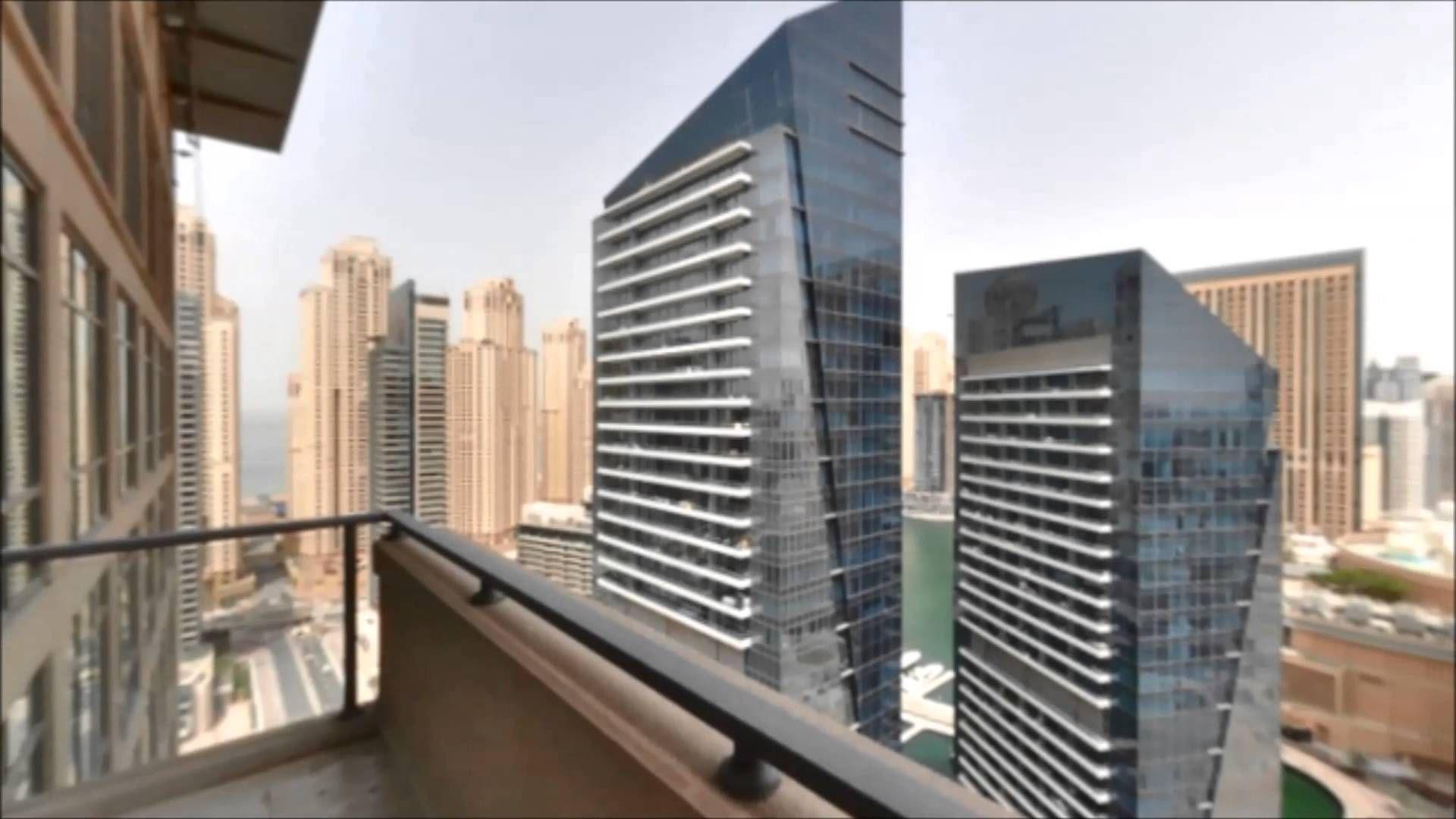 Al Majara 1 Apartment Marina View 1447 sq ft 2 Bed 1st