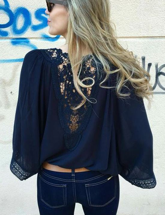 Boho shirt, so cute