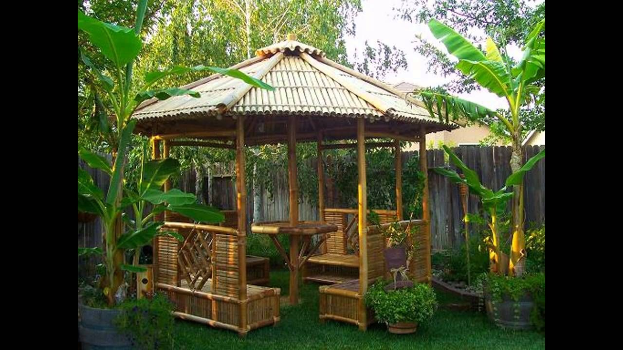 Selecting The Best Small Gazebo Plan For A Backyard In 2020 Outdoor Decor Backyard Backyard Gazebo Small Garden Gazebo