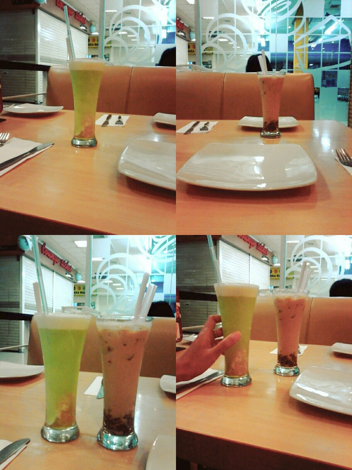 Drink with good frind
