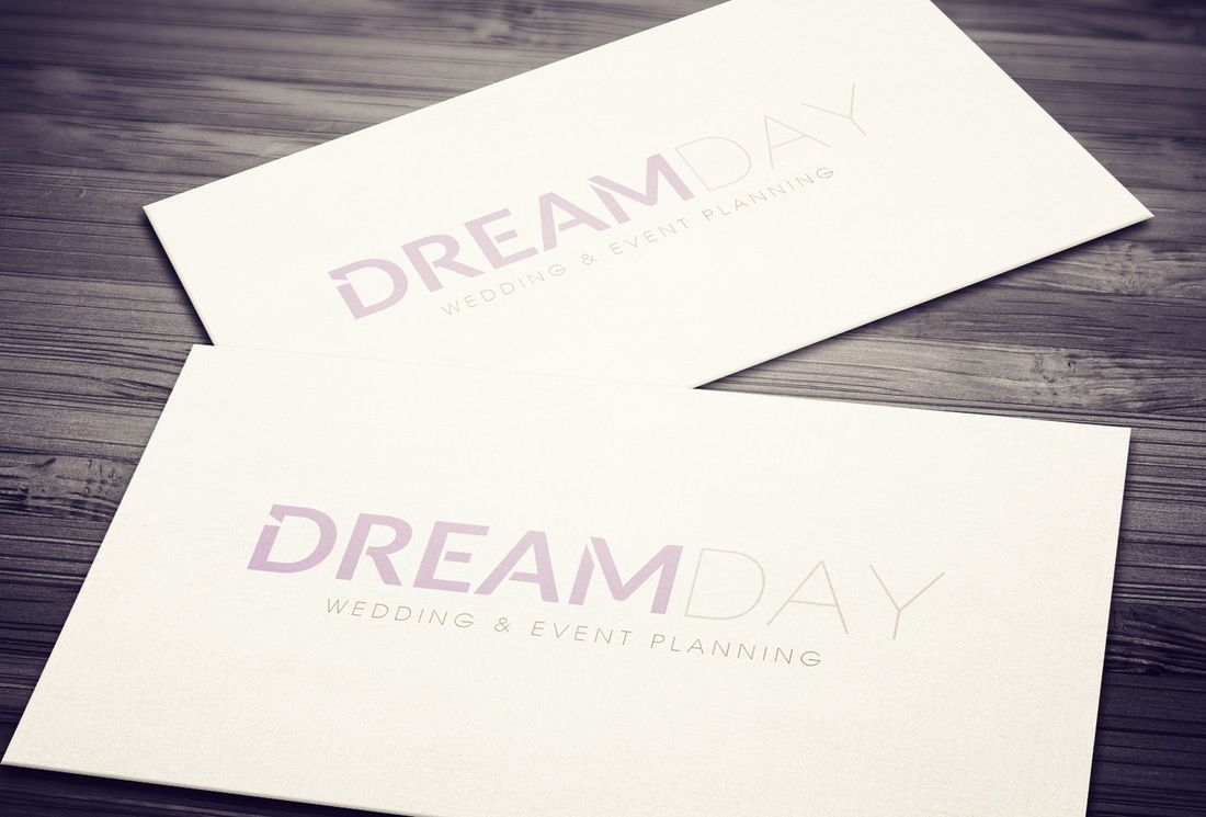 Logo Design Concepts for a Wedding & Event Planning Company ...