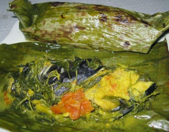 Resep Masakan Pepes Ikan Patin Banjarmasin Resep Masakan Resep Masakan