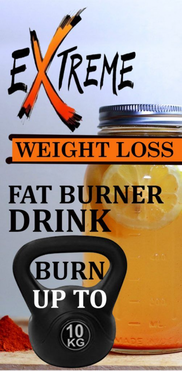 Fat Burner Drink  For Extreme Weight Loss (10 Kgs) #fatlossdiet