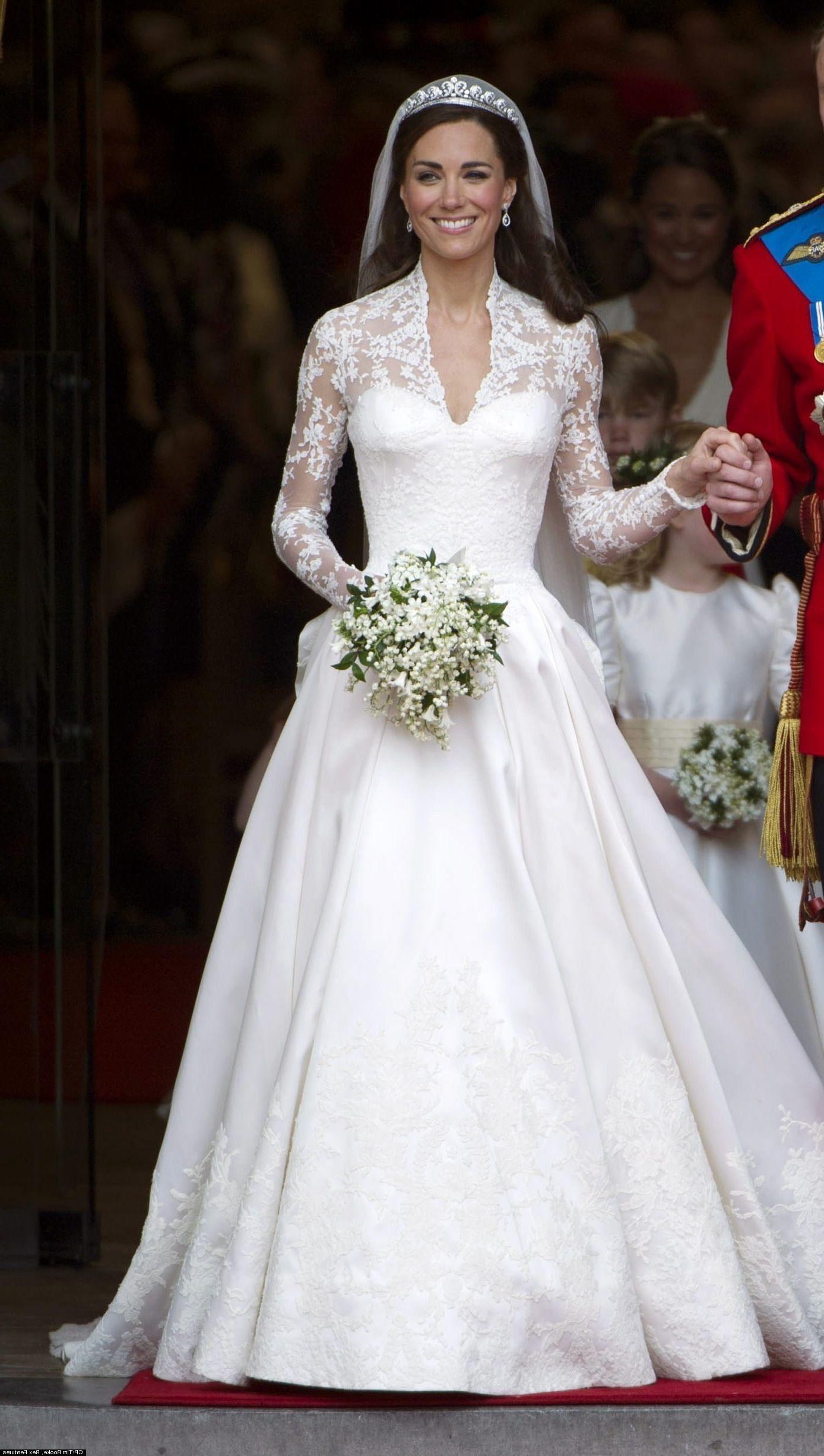 Duchess Of Cambridge Wedding Dress Pattern