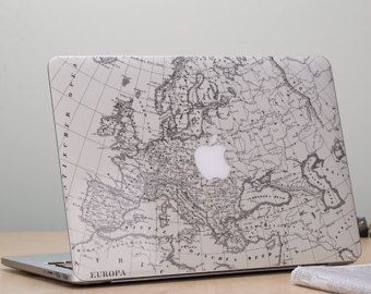 Macbook map decal stuff i want pinterest macbook macs and unique mac decal gumiabroncs Gallery