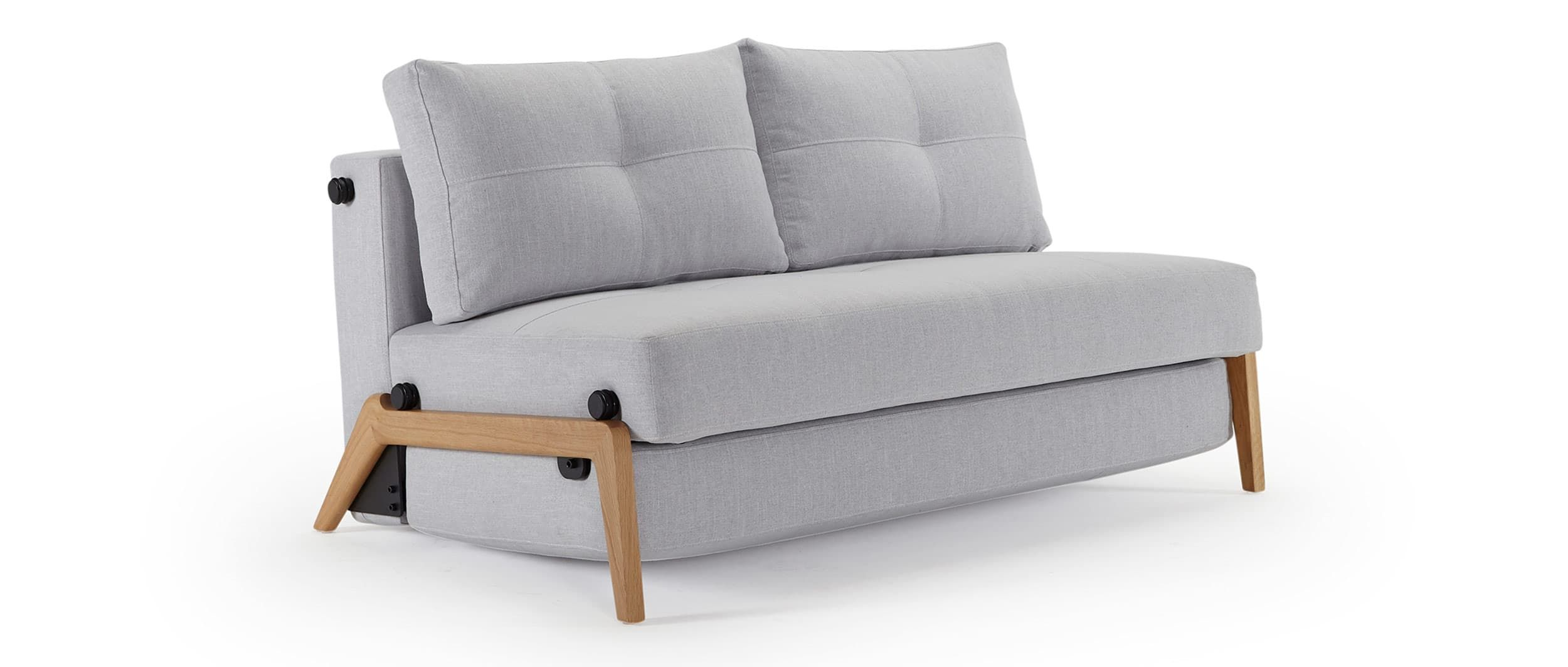 Schlafsofa Cubed 140 Holzfüße In 2019 Schlafcouch Sofa Outdoor