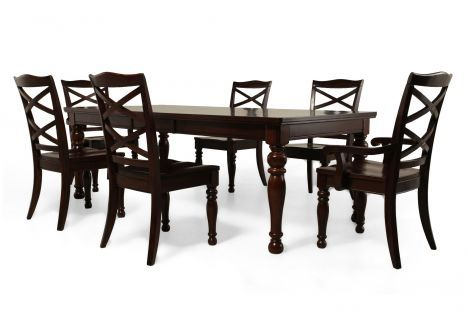 ash d697 7pc ashley porter dining set mathis brothers