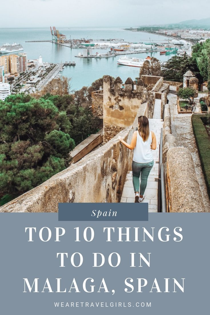 The Top 10 Things To Do In Malaga Spain 2020 In 2020 Malaga Spanje Spanje Andalusie