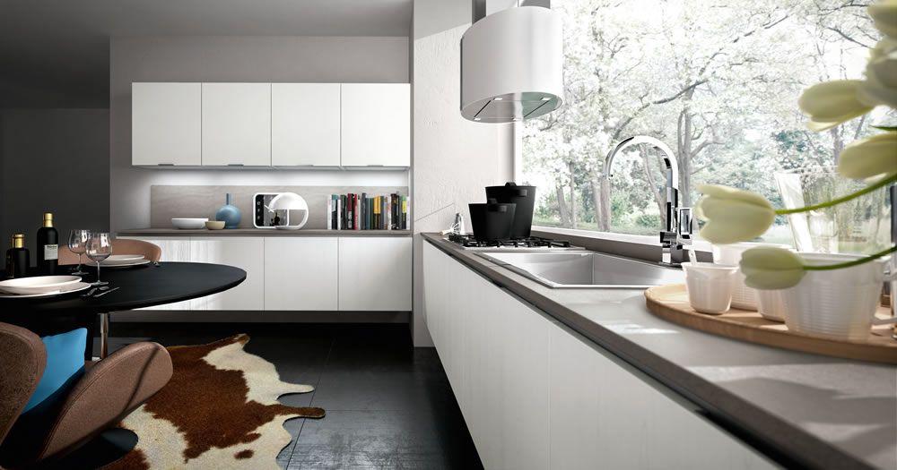 Home Cucine - Cucine moderne componibili - modello Simplicia ...