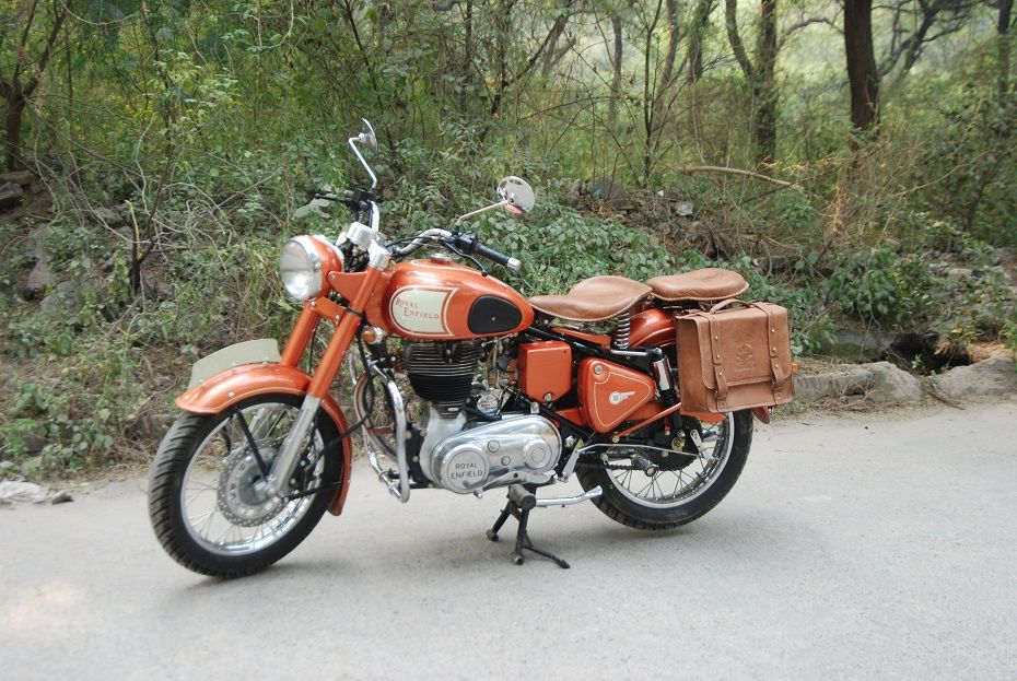Royal Enfield Bullet 500cc With 5 Speed Gear Wwwjeetmotorcom
