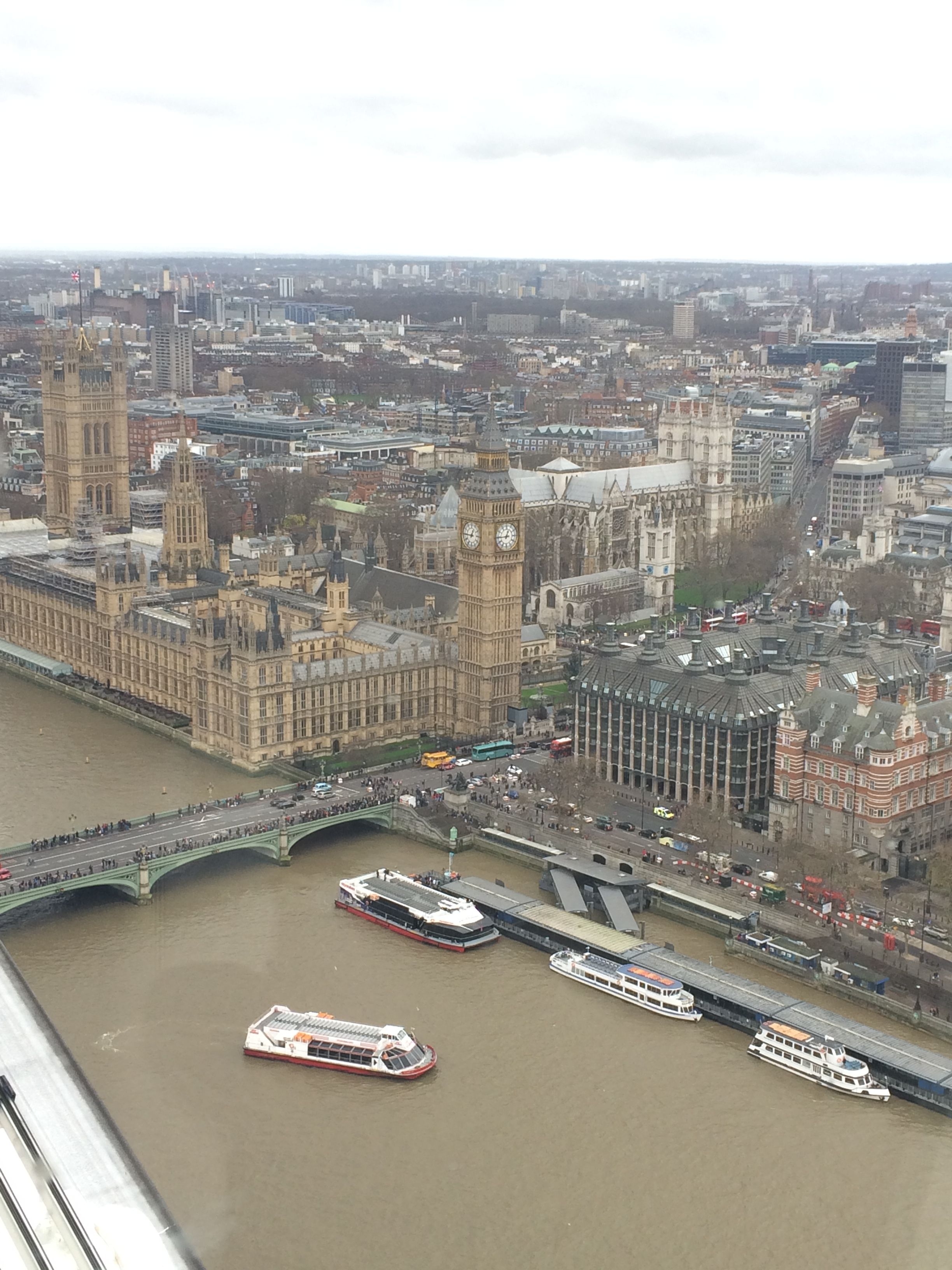 Big Ben from above...