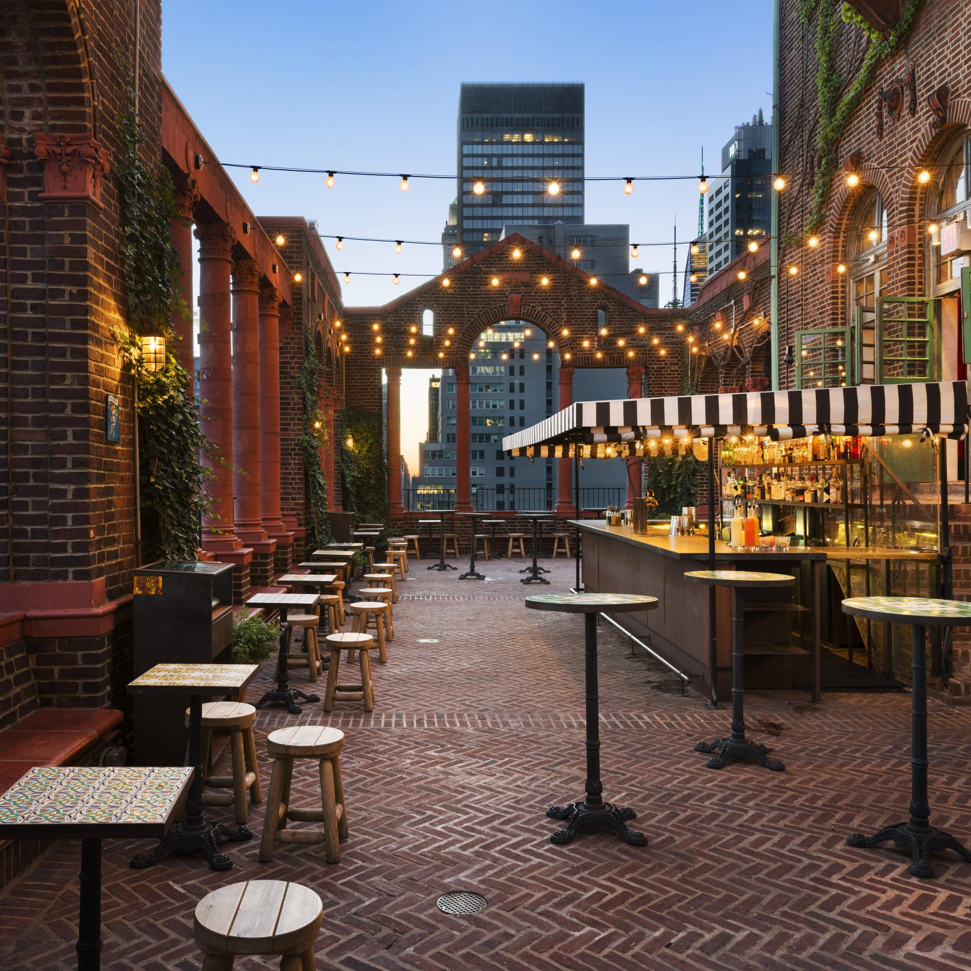 Restaurant Toit Terrasse New York The 23 Best Rooftop Bars In America Rooftop Pinterest New