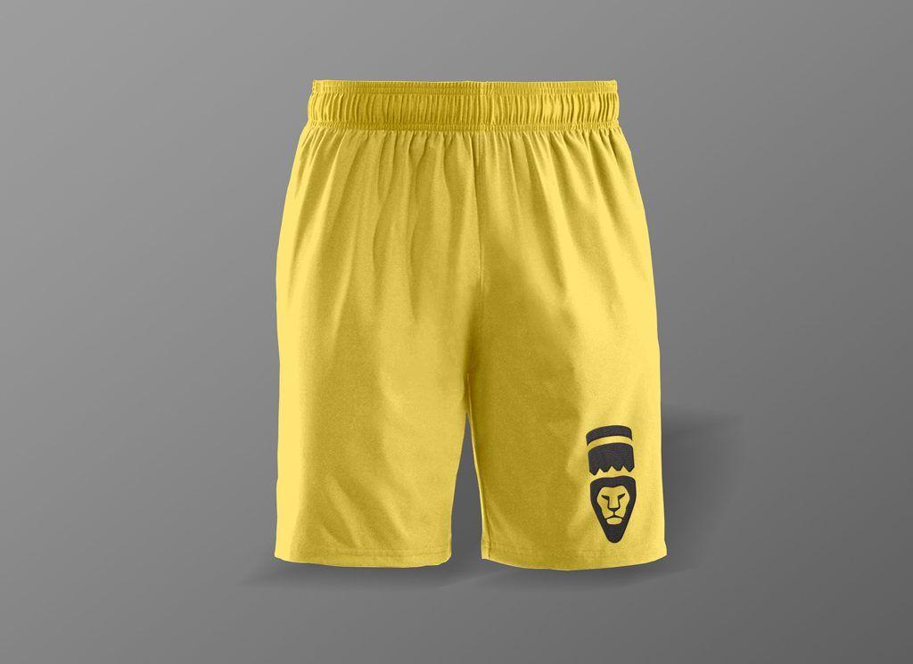 Download Mens Shorts Mockup Set Celana Olahraga Celana Olahraga
