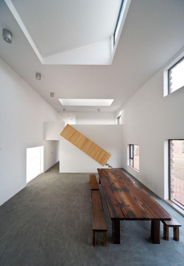 AZL architects | Brick House