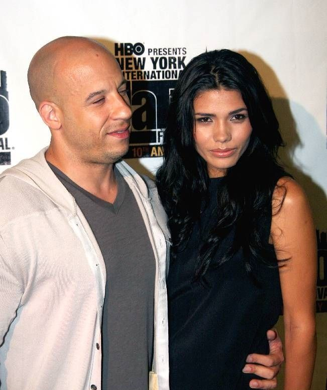Vin Diesel Zimbio Vin Diesel Has Been With Model Paloma Jimenez Since 2007 And In April Of 2008 They Welcomed Their First Vin Diesel Wife Vin Diesel Diesel