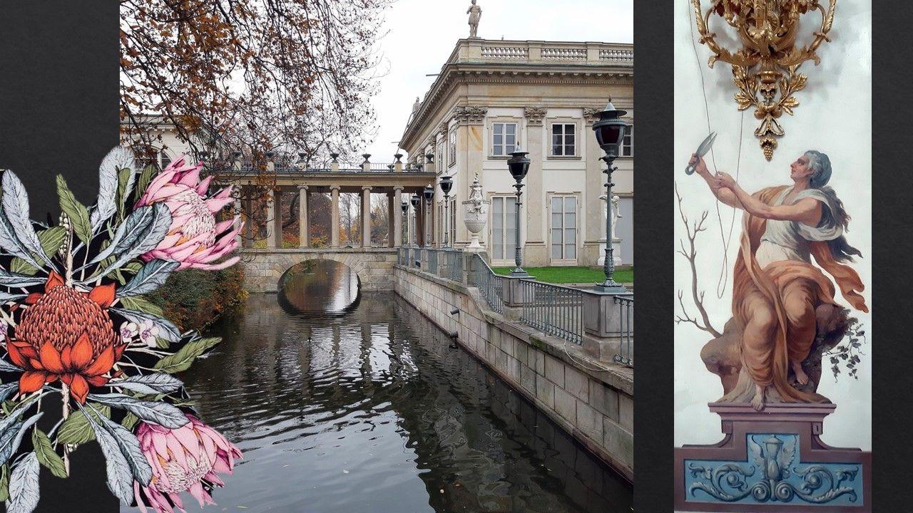 Коллекция живописи в этом дворце оценивается в космическую цифру