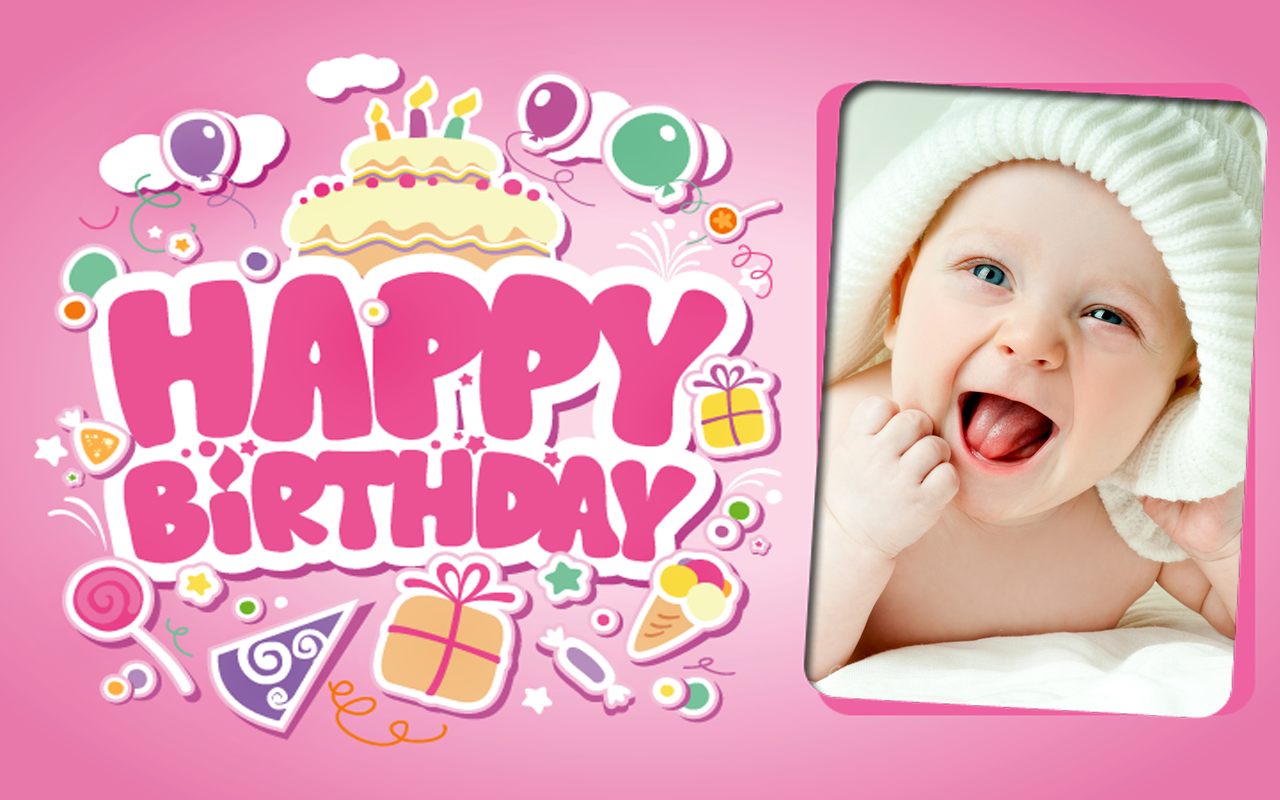 Birthday Frames - Android Apps on Google Play | Frames birthday ...