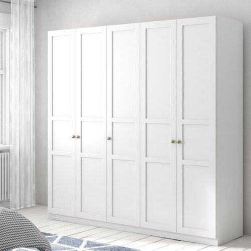 Best Rauch Marit 5 Door Wardrobe Furniture Hall Wardrobe 4 400 x 300