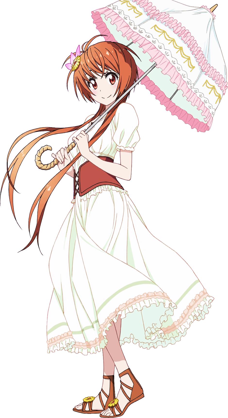 Pin di Allieheart su Anime girls (con immagini) Nisekoi