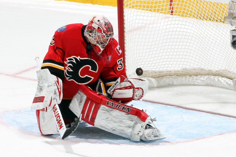 Joey MacDonald, Calgary Flames Hockey goalie, Goalie