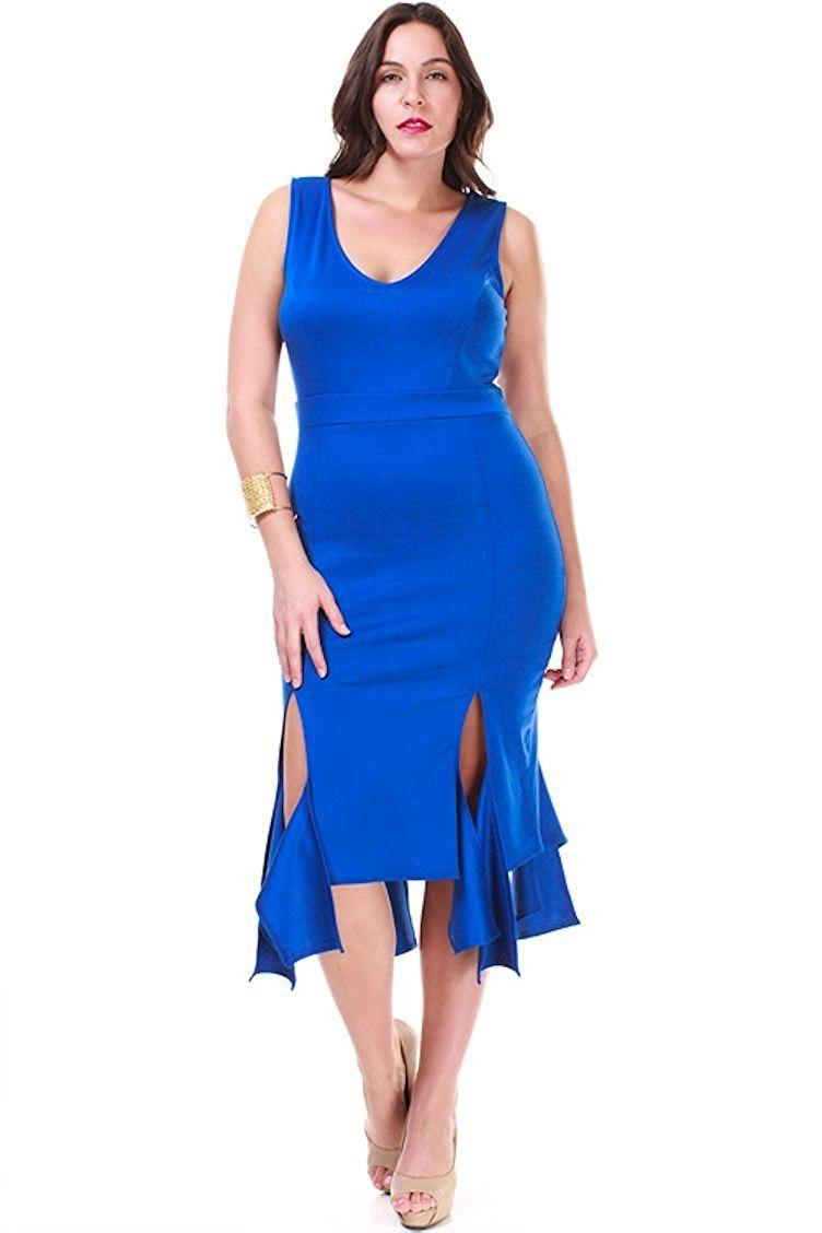2453e049e05e Nyteez Women's Plus Size Sleeveless Party Salsa Dress | Products