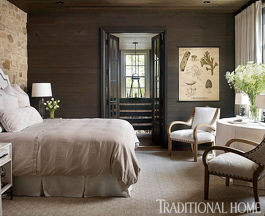 Susan Ferrier gracious lakeside home   traditional home - interiorssusan