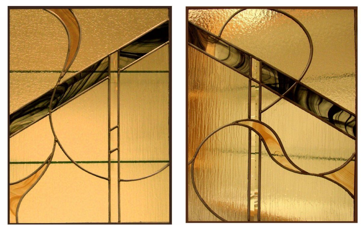 stained glass kitchen cabinet doors | Stained glass cabinet doors ...