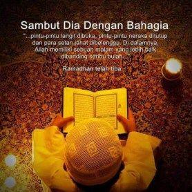 Kata Ucapan Menyambut Bulan Ramadhan 2018 Resources Website