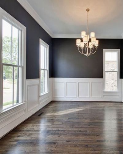 Blue Wainscoting: Future Home Ideas In 2019