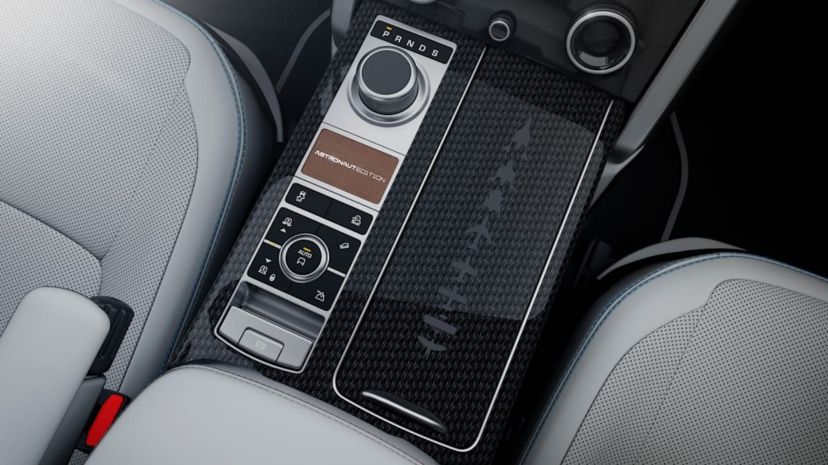 The Range Rover Astronaut Edition Offers out of This World Exclusivity - Design Milk