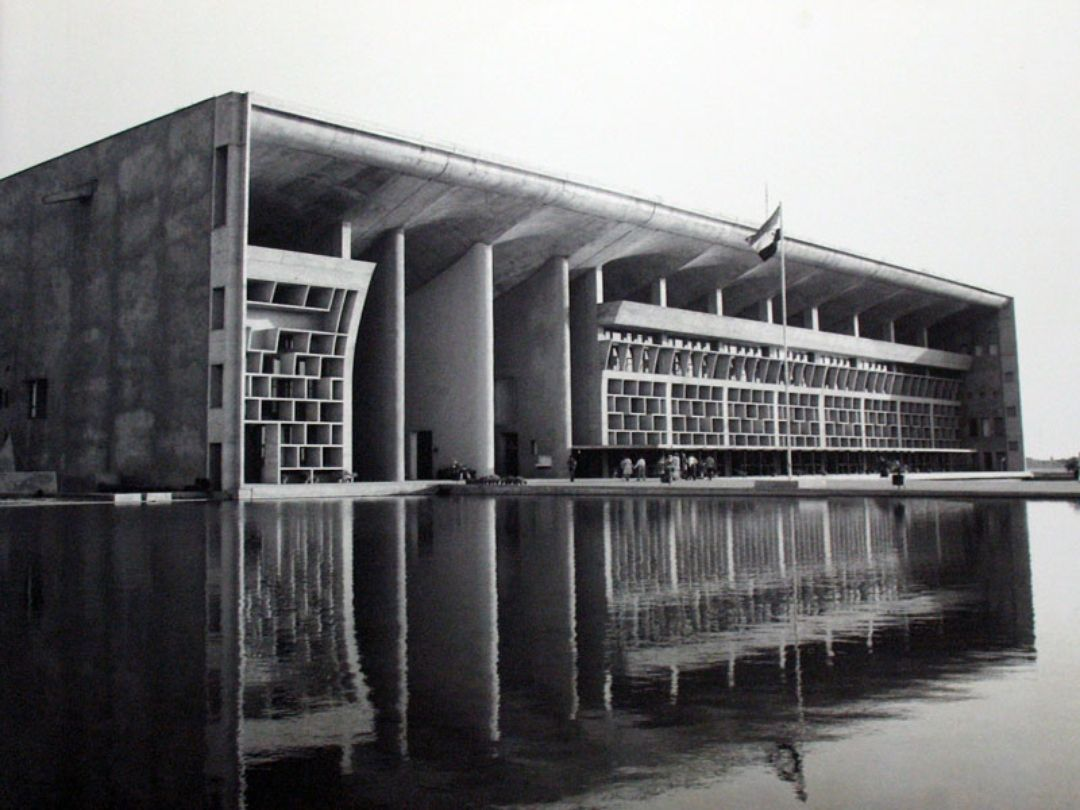 Le Corbusier\'s Chandigarh is a unique city that he designed and ...