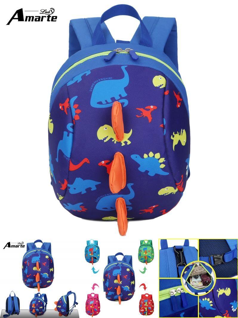 Visit to Buy  2017 New Anti-lost Kids Bags Backpack Cute Cartoon Animal c05ab6f469dfc