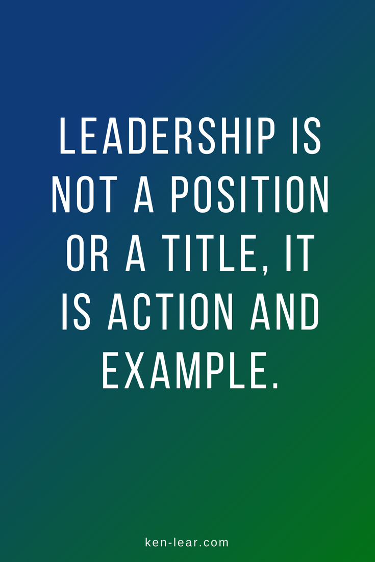 R Hirsh Explains A Vital Characteristic Of An Effective Leader A Good Role Model Withi Leadership Quotes Inspirational Leadership Quotes Be An Example Quotes