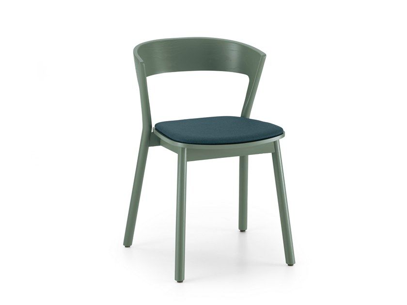 Edith Chair With Integrated Cushion By Traba Design Massimo