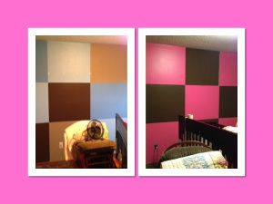 The Ultimate boy-to-girl bedroom makeover!