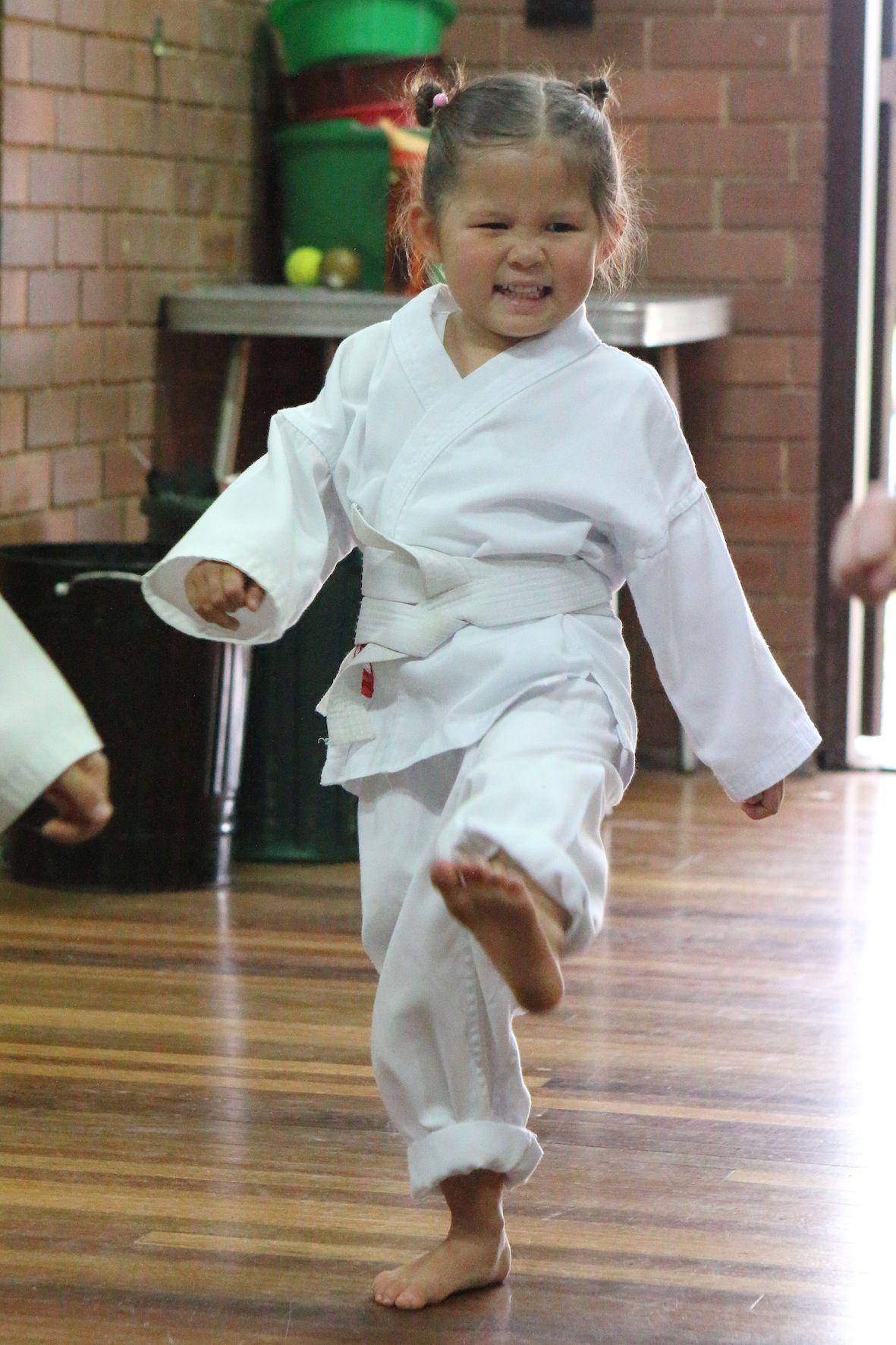 can adults learn karate