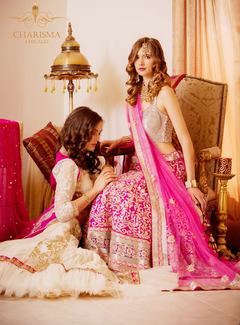 An Exclusive Insight into Charisma\'s Bridal Couture 2014 Collection ...