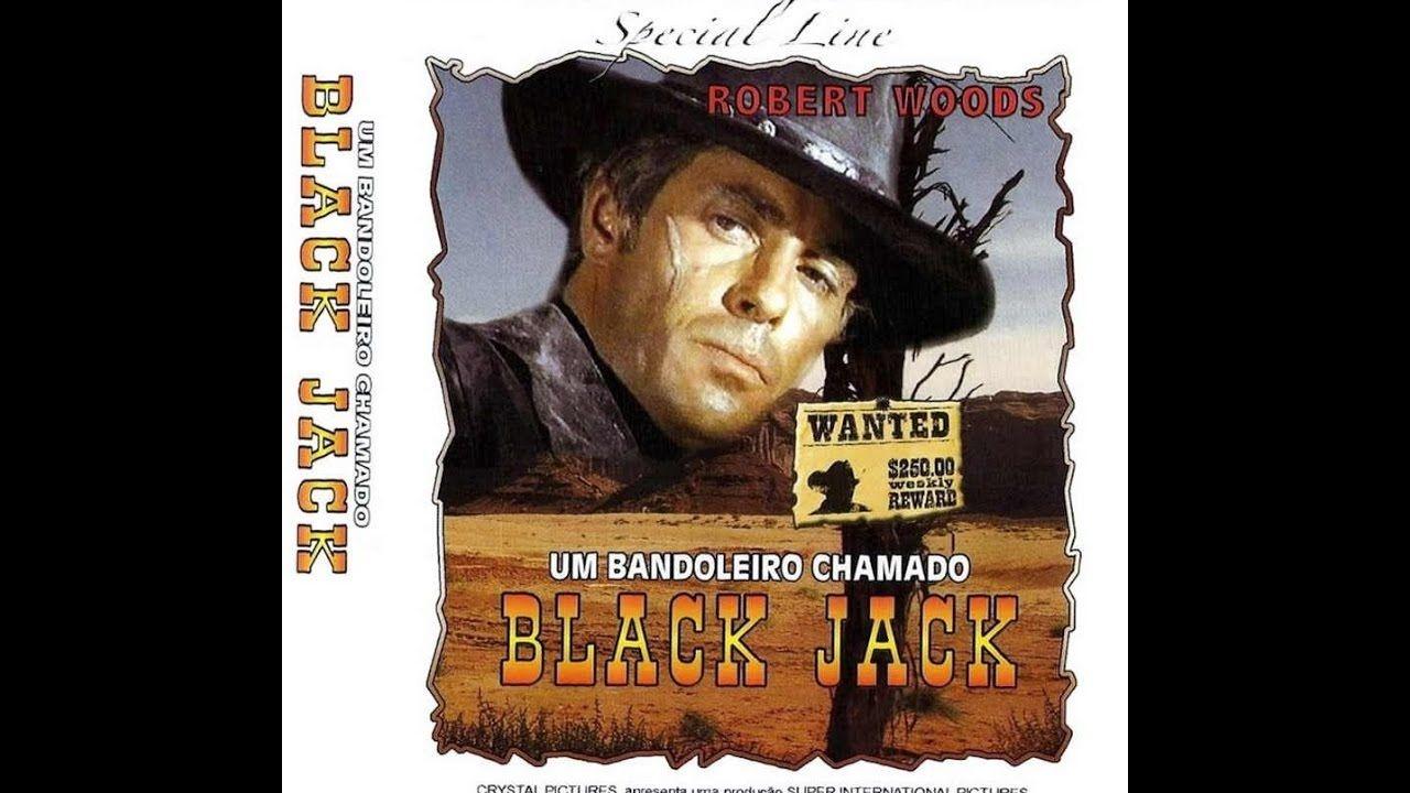 ☆ Robert Woods ☆  Movie ☆ Black Jack ☆ Spanish language ☆  By Skutnik Mi...