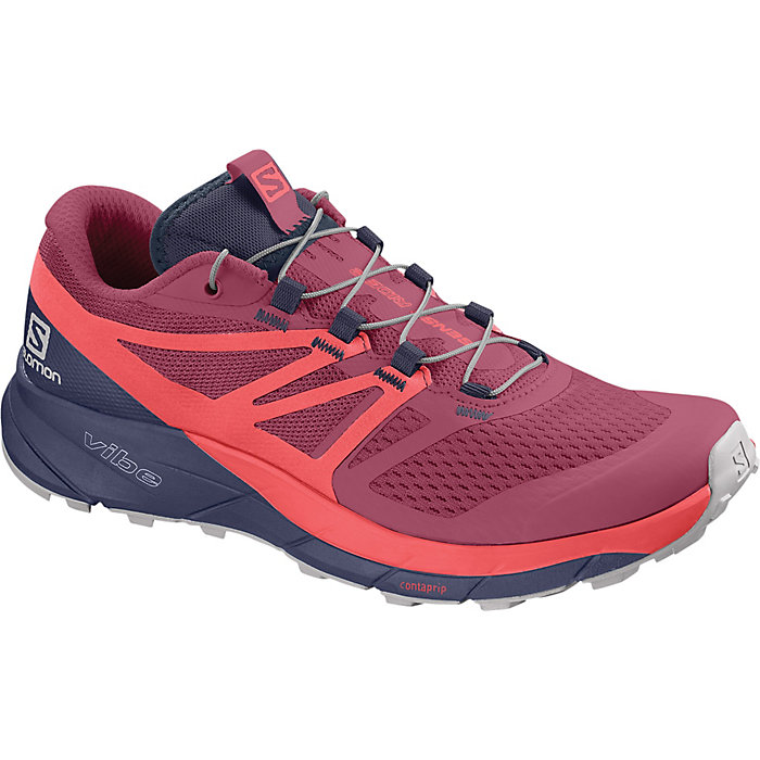 salomon trailster gtx trail-running shoes - women's basketball