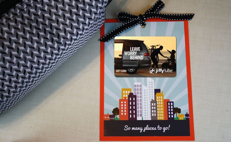 Jiffy lube gift card giftcard promocode gift card