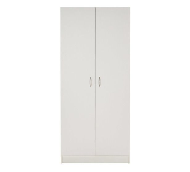 Reed 2 Door Broom Pantry In 2020 Furniture Today Tall Cabinet Storage Fantastic Furniture