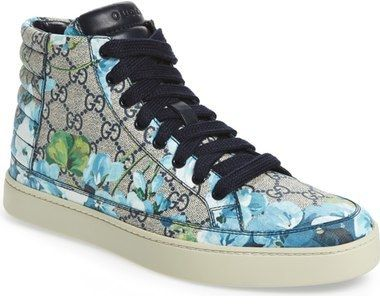 Gucci 'Common' High-Top Sneaker (Men) | NORDSTROM saved by #ShoppingIS