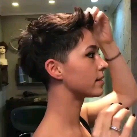 40 Popular Pixie And Bob Short Hair Styles for Summer #shorthairforwomen Shor