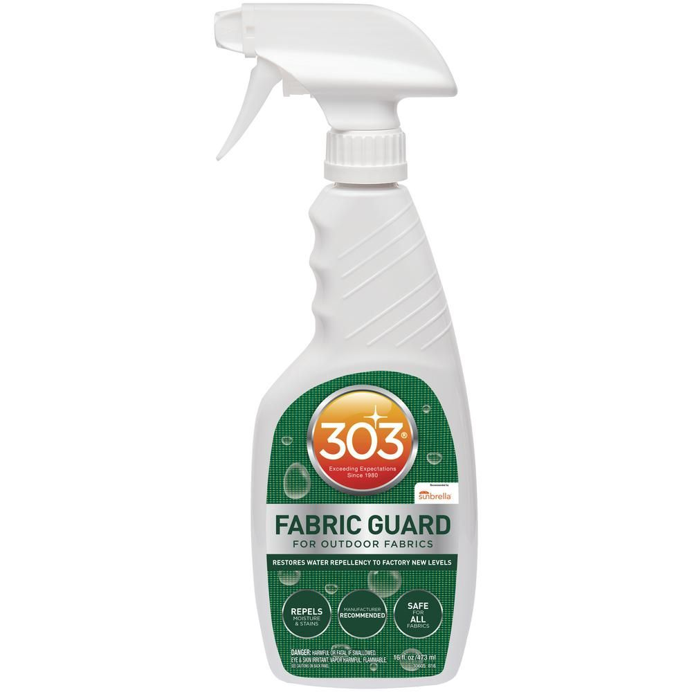303 16 Fl Oz Fabric Guard Spray Gde 30618 Outdoor