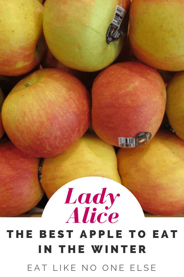What Are Lady Alice Apples Apple Apple Varieties Fruit In Season