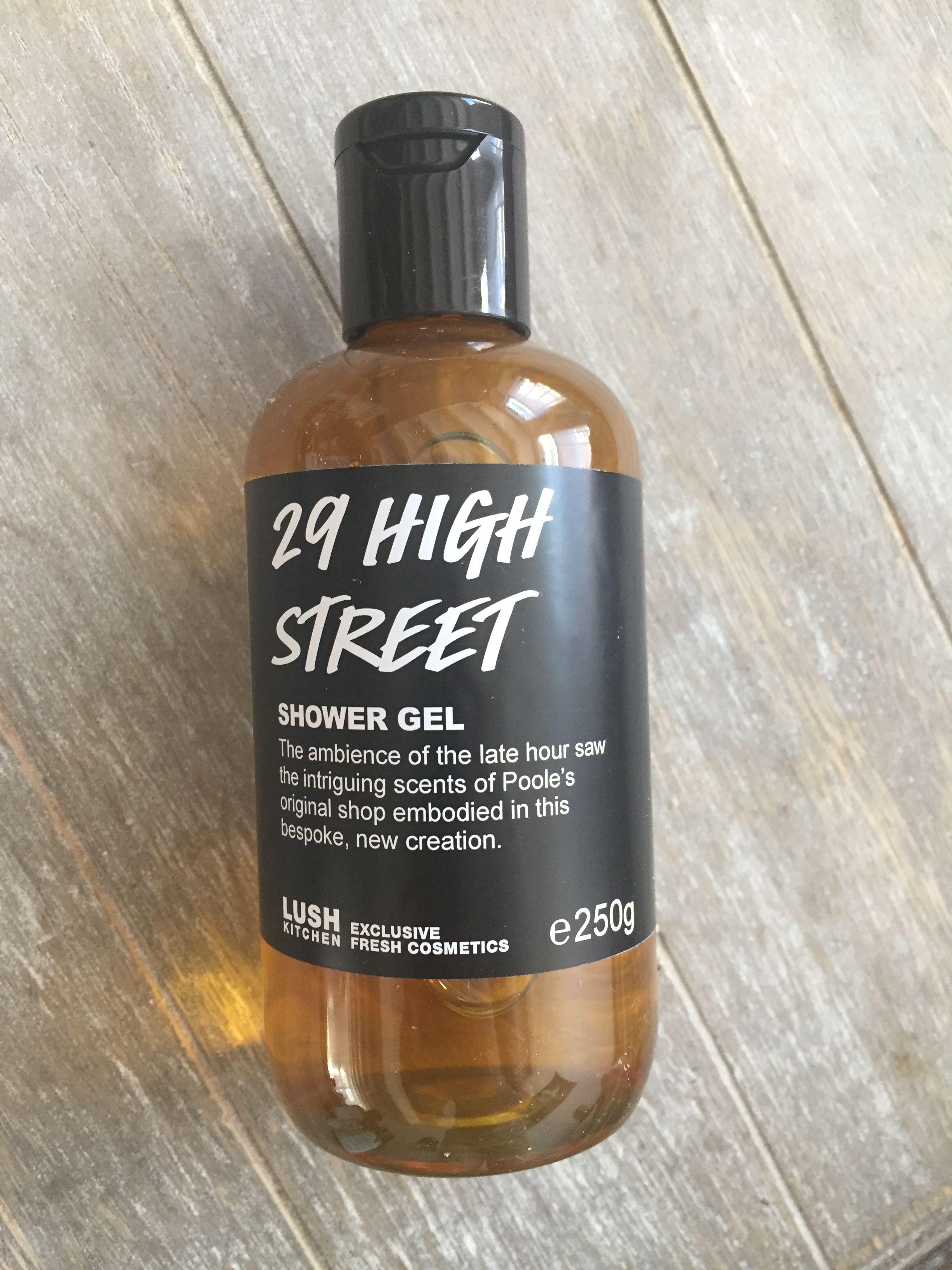 Also up next...29 high street shower gel lush kitchen ...