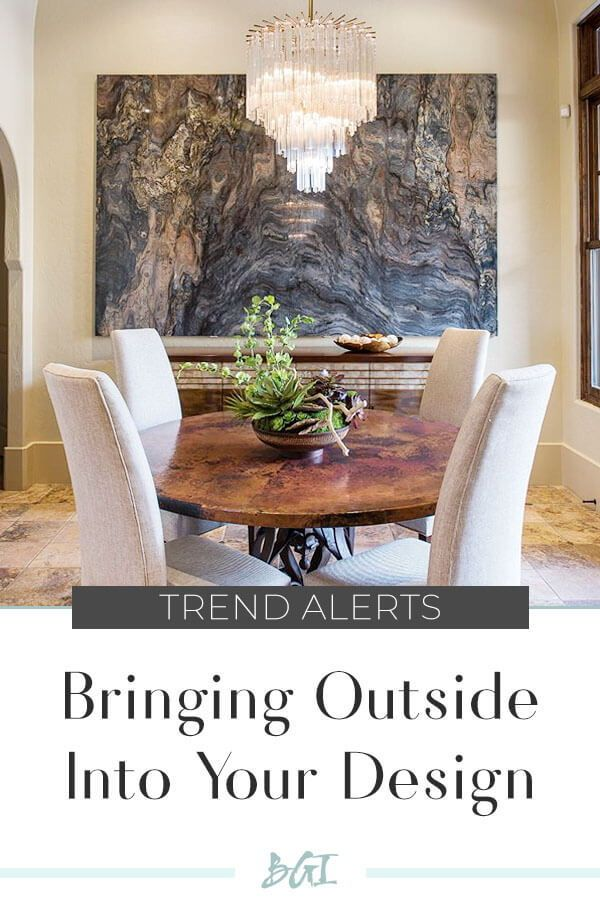 Working from home?  Bringing the outside in!  #interiordesigntips #bringoutsidein